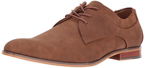 Madden Men's M-DILON Oxford, Cognac Suede, 8 M US