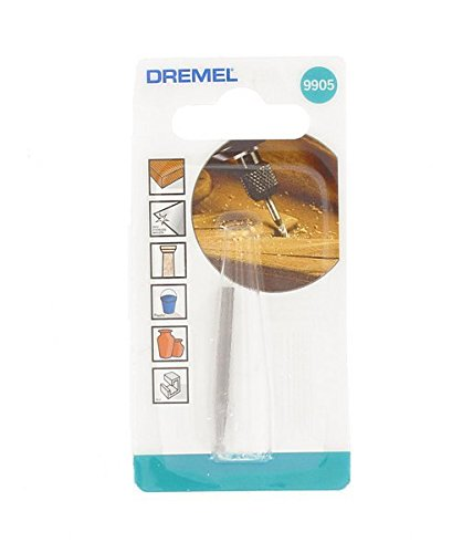 Dremel 9901 Fraise en carbure de tungst/ène 3,2 mm
