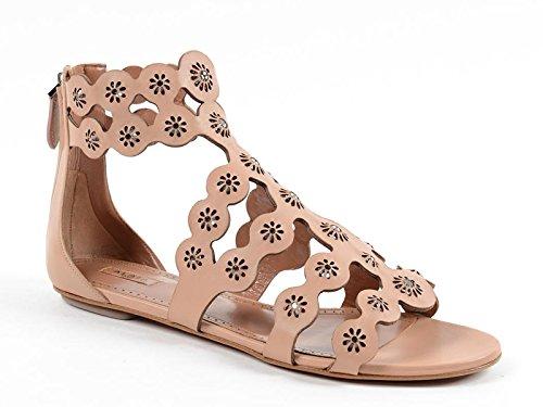 Alaïa Sandalias de Vestir Para Mujer Rosa It - Marke Größe