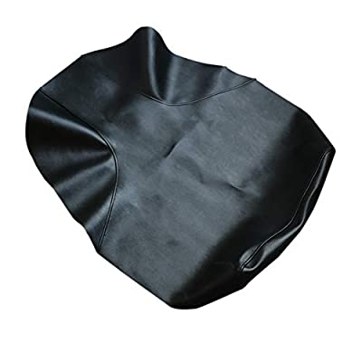 Motoparty Seat Cover Black For Arctic Cat 4X4 2X4 1996-2005 250 300 400 454 500 Bearcat: Automotive