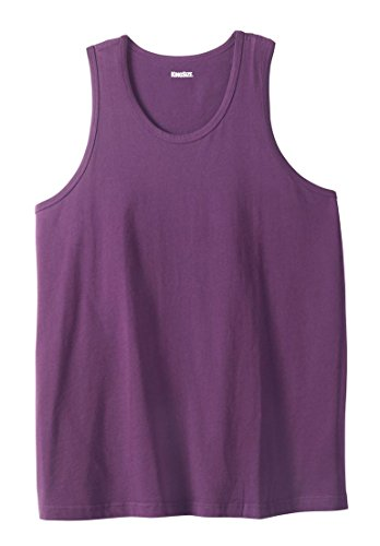 39ae5e7bc1a2d Victorious G-Style USA Solid Color Long Length Curved Hem T-Shirt. Details  · KingSize Men s Big   Tall Lightweight Tank