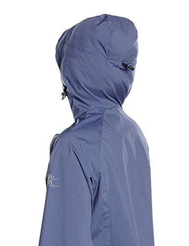 Bergans Helium - Chaqueta para mujer Azul - DustyBlue