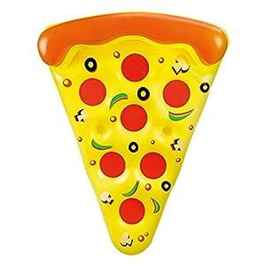 Gonfiabile Gigante a Forma di Pizza XXL, 180 cm. 5 spesavip