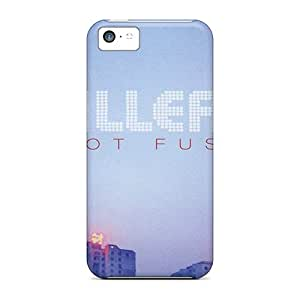 Durable Protector Case Cover With The Killers Hf Hot Design For Iphone 5c