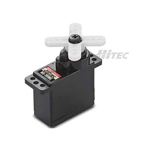 - Hitec Hs-70mg Analog High Torque Feather Servo by Hitec RCD Inc.