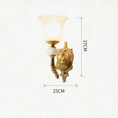 Amazon.com: LDDENDP Indoor Wall Lamp American Wall Lamp ...