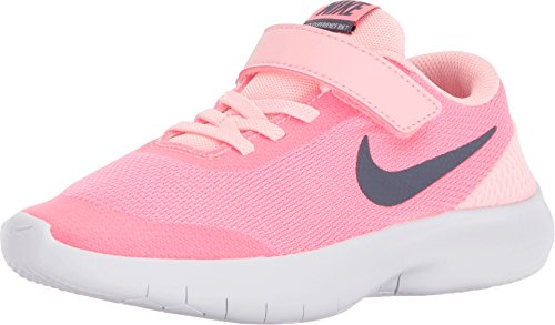 Nike Kids Flex Experience RN 7 (PS) Arctic Punch LT Carbon Sunset Size 3 (Girls Size 3 Nike Shoes)