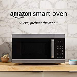 Amazon Smart Oven, a Certified for Humans device – plus Echo Dot 10