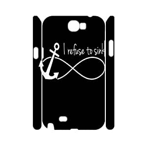 I refuse to sink Discount Personalized 3D Cell Phone For Case Iphone 6 4.7inch Cover , I refuse to sink For Case Iphone 6 4.7inch Cover 3D Cover