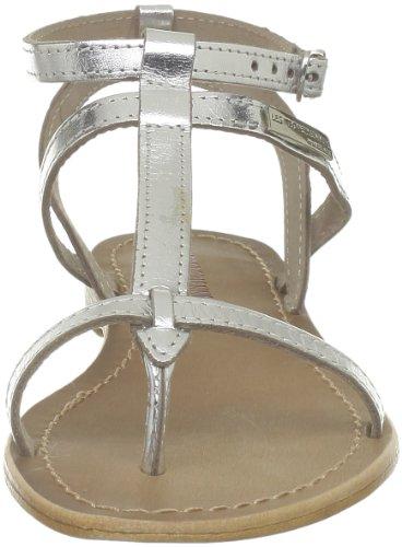 Di Hilan Moda Le M Argento Tropéziennes Sandali Di Silver argento Tropéziennes M In Sandals Par Hilan Da Donna Les argent Fashion Womens Belarbi Belarbi WxHRwZnq