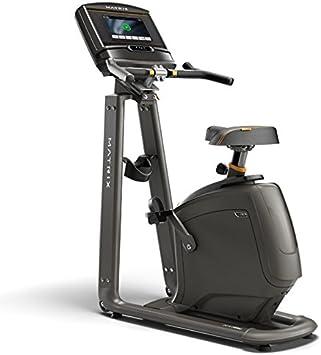 Matrix Fitness ZMK4000744 U30 - Bicicleta vertical con consola Xer ...