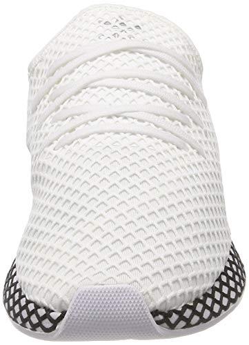 Runner Core ftwr Gymnastique Core Ftwr Deerupt Adidas Homme Chaussures Noir Pour White De Blanc 8Igq11