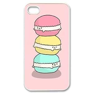 Custom Macaron Protective Case, DIY Macaron Cover for iPhone 4,4S