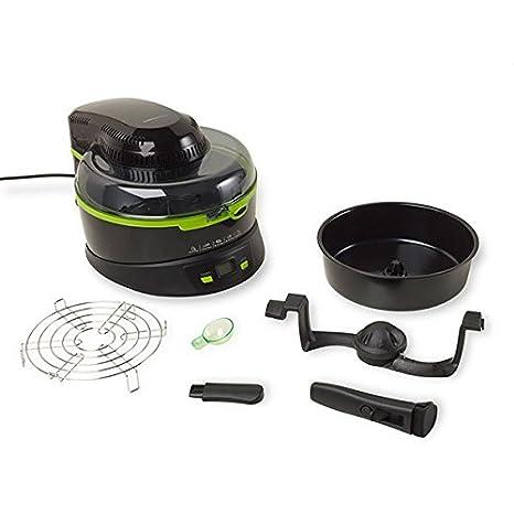 Eurowebb freidora sin Aceite Multifunción Eléctrico 3 litres - Cocina electroménager: Amazon.es: Electrónica