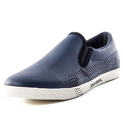 Diesel E-Klubb ON - Herren Shoes Navy - Y01256 P0822 T6065 - Sneaker - Gr.: 10.5 US M / 44 EU