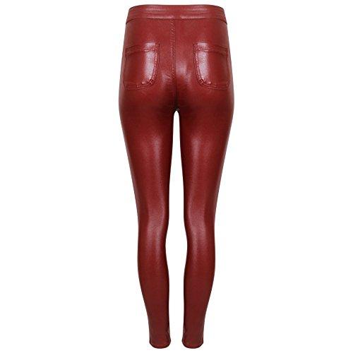 1104 Jeans Taille Femme Unique Shelikes Wine cxwqU4gBF8