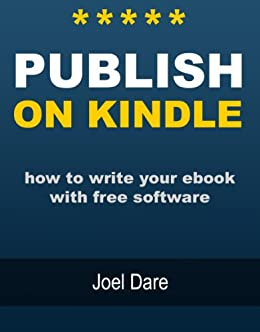 Write an e-book on amazon
