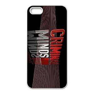iPhone 5 5s Cell Phone Case White Criminal Minds Phone cover E1328988