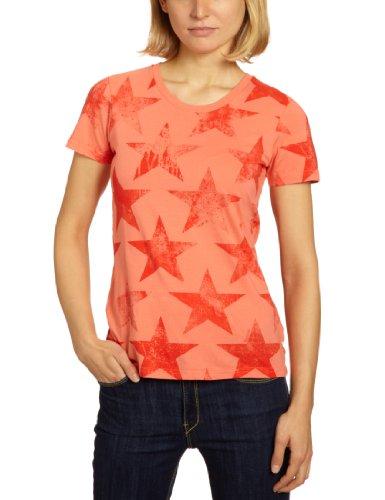 Billabong Heads Or Tail T-shirt pour femme Rose Corail m