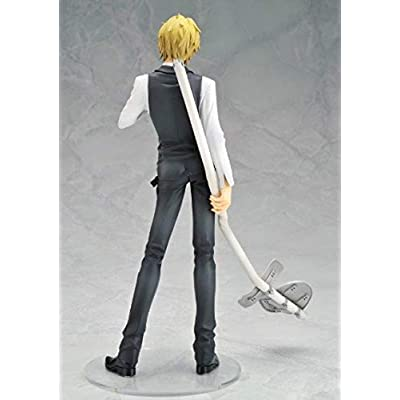 YOUZHILAN Durarara!!x2: Shizuo Heiwajima PVC Figure Statue Anime Cartoon Game Character (1): Toys & Games