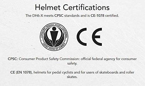 Predator Certified Next Generation DH Helmet - DH6-X