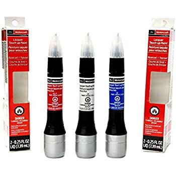 Amazon Com Ford Pmpc 19500 7343a Genuine Touch Up Paint