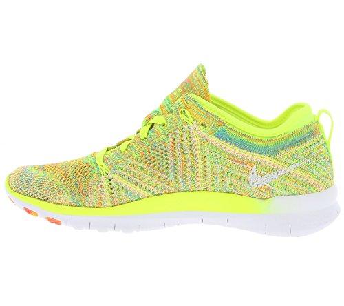Nike da 5 TR Gelb nbsp;Flyknit Free Corsa Donna Scarpe da RwPCUqR