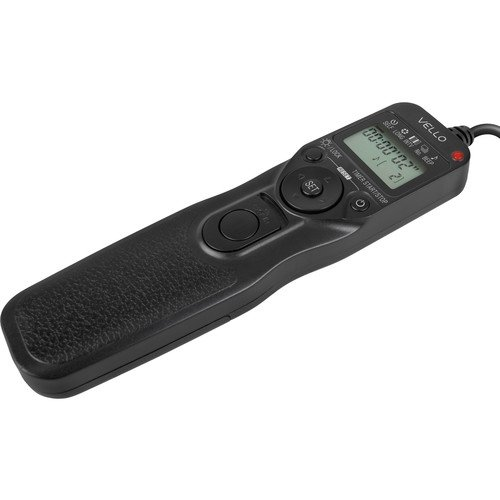 Vello Shutterboss Version II Timer Remote Switch for Canon with 3-Pin Connection