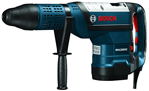Bosch RH1255VC SDS-Max Rotary Hammer, 2 inch