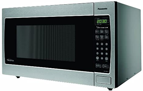 Panasonic NN-SN973S Stainless 2 – I hope the door switch issue has been fixed in this model.