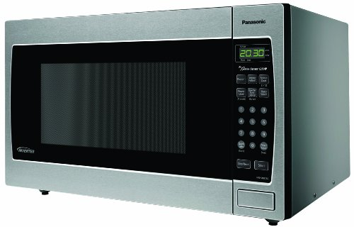 Panasonic NN SN973S Stainless Countertop Technology