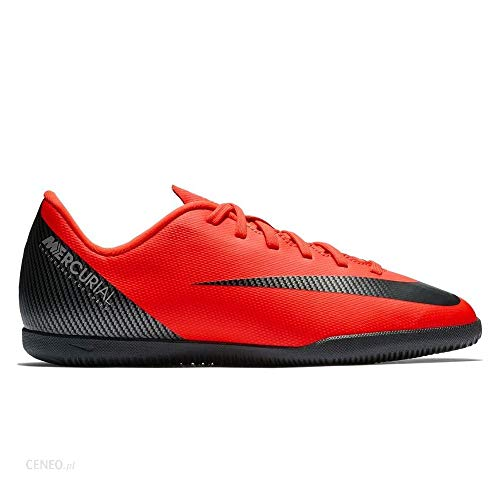 f10c0a2977fb Nike - JR Vapor 12 Club GS CR7 IC - AJ3105600 - Color  Red - Size  3.0