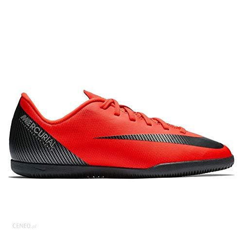 Nike CR7 Jr. VaporX 12 Club (IC) Grade-School Kids' Indoor/Court Football Boot (3.5)