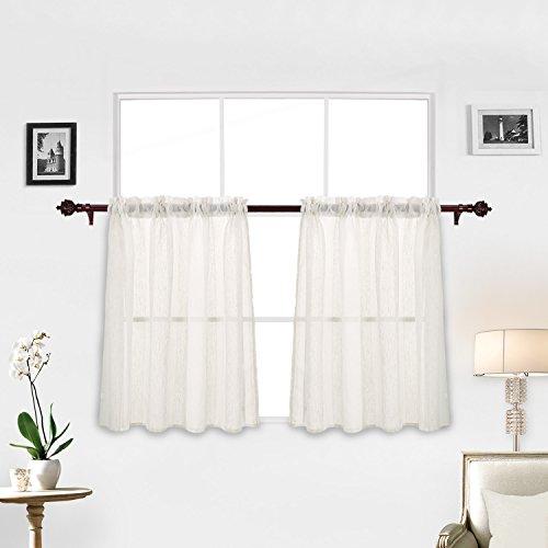 Sheer Kitchen Curtain - 7