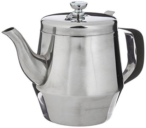 Winco JB2932 Gooseneck Teapot, 32-Ounce -