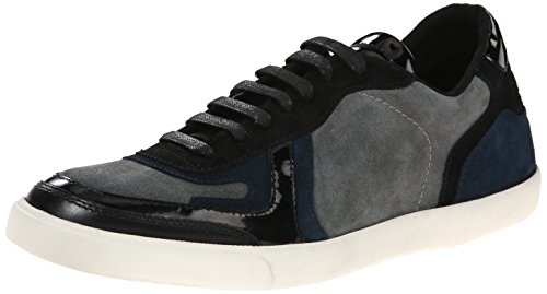 Kenneth Cole New York Mens Culture Club Le Mode Sneaker Grå / Navy