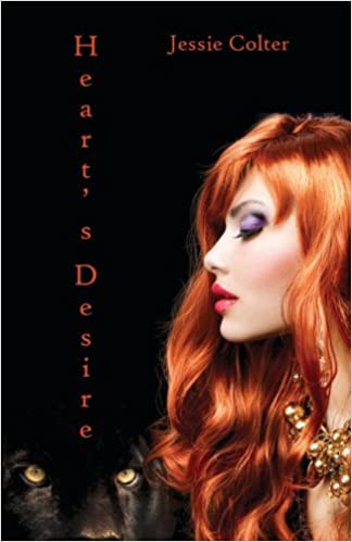 Book Heart's Desire: a YA paranormal