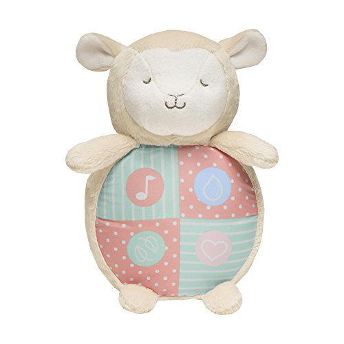 Carter's Soft Sounds Soother Lamb, Ivory/Multi