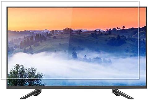 WTTO Protector De Pantalla De TV, Antiazul Antideslumbrante TV Protección de Pantalla Alivia La Fatiga Ocular Filtro para LCD/LED y Plasma HDTV televisor,55 Inches (1208 x 680mm): Amazon.es: Hogar
