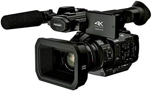 Panasonic Ag Ux180ej8 4k Uhd Memory Card Camcorder Mit Kamera