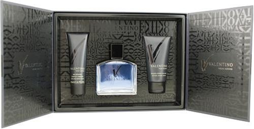 Valentino V By Valentino For Men. Set-edt Spray 3.3-Ounce for sale  Delivered anywhere in USA