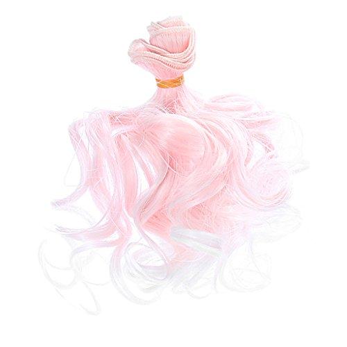 MagiDeal 15x100cm Rinka Haircut Barbie