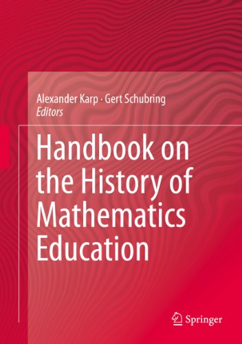 Handbook on the History of Mathematics Education Pdf