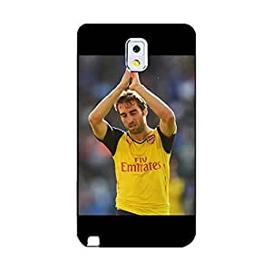 Unique Design Associazione Calcio Milan Mobile Cover Mathieu Flamini Style Plastic Case Cover for Samsung Galaxy Note 3 N9005