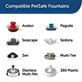 PetSafe Pet Water Fountain Replacement Pump - Works with Drinkwell 360 and Ceramic Dog and Cat Fountains