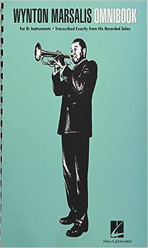 Wynton Marsalis Trumpet Sheet Music - Omnibook.