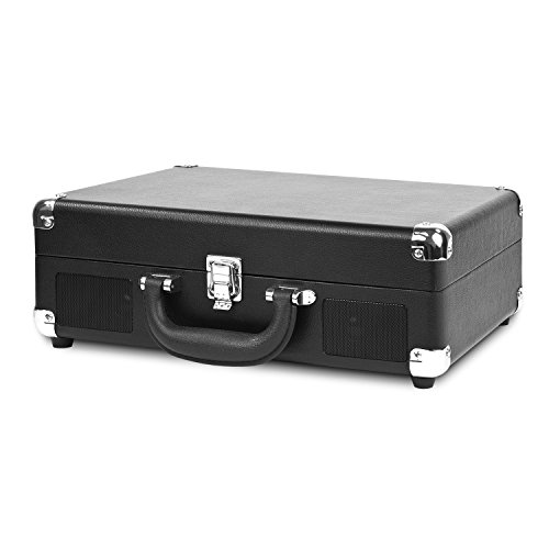 Innovative Technology Nostalgic 3-Speed Vintage Suitcase Tur
