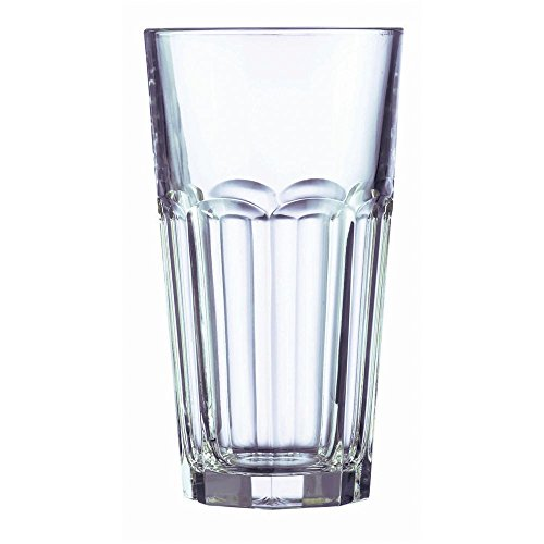 Arcoroc J4104 16 Oz. Gotham Cooler Glass - 36 / CS by ARC Cardinal