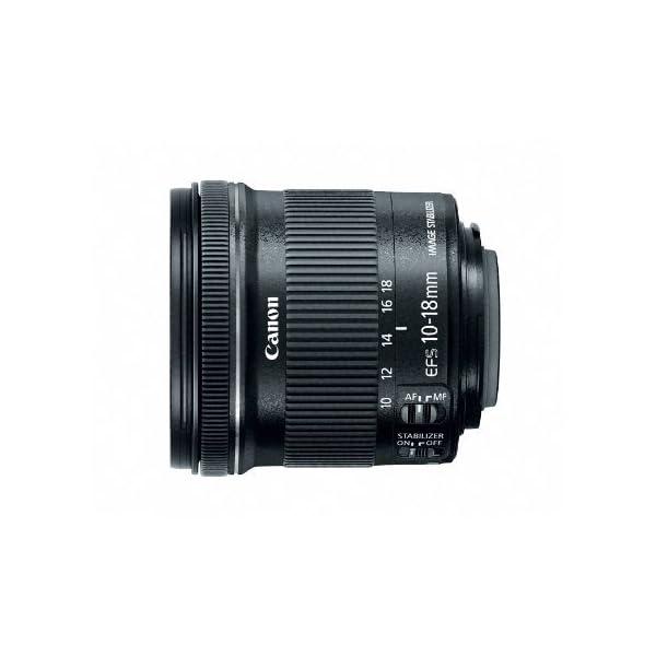 RetinaPix Canon EF-S 10-18mm f/4.5-5.6 IS STM Zoom Lens