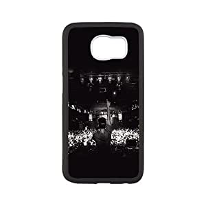 Samsung Galaxy S6 Cell Phone Case Black Sound Cloud Party Music Art LSO7704766